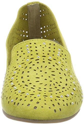 Marco Tozzi 24502, Mocassins Femme Vert (Lime)
