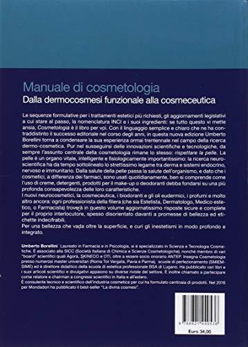 Zoom IMG-1 manuale di cosmetologia dalla dermocosmesi