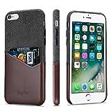 lopie Coque iPhone 6s Plus, Coque iPhone 6 Plus, [Sea Island Cotton Series]...