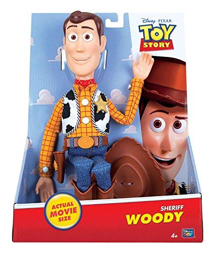 mtw-toys-64062-disney-pixar-toy-story-filmfigur-sheriff-woody-actionfiguren-12-x-37-x-8-cm