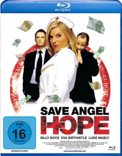 Save Angel Hope [Blu-ray] Scorpion Commander