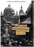 Aachen wiederentdeckt 1920 - 1959 - Historische Filmschätze [Alemania] [DVD]