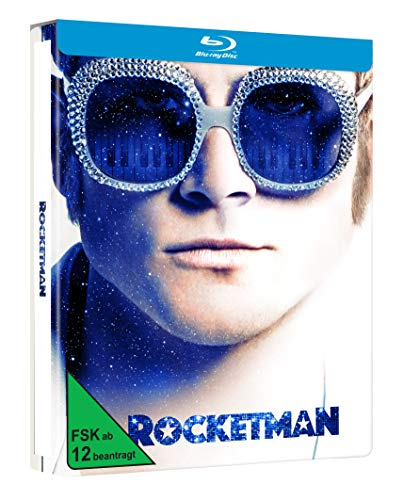 Rocketman limitiertes Steelbook [Blu-ray]