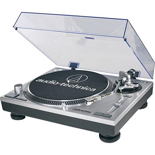 Audio-Technica - AT-LP120USBC- Tourne-Disque Professionnel à Entraînement Direct