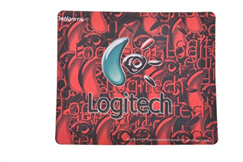 Logitech Mouse Pad (Red)
