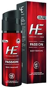 HE Body Perfume, Passion, 122ml