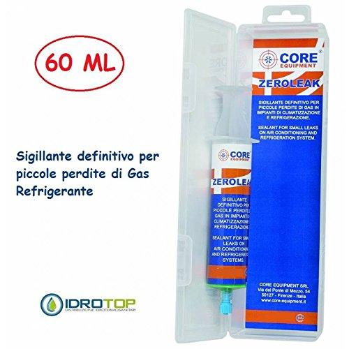 Autosigillante Zeroleak 60 ml Turafalle per Piccole Perdite di Refrigerante
