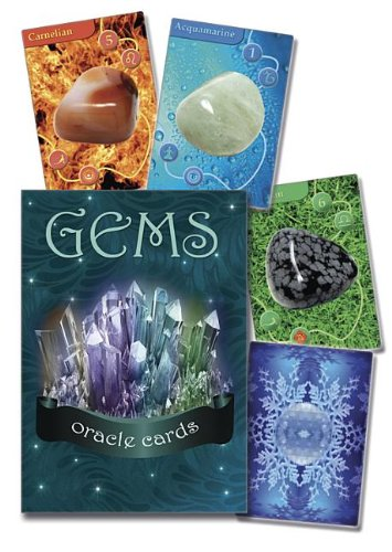 Gems Oracle Cards par Lo Scarabeo