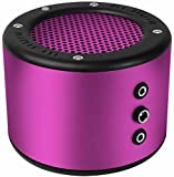 MINIRIG 2 Portable Rechargeable Bluetooth Speaker - 80 Hour Battery - Premium Stereo Sound - Purple