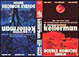 Double Homicide Boston by Jonathan Kellerman front cover