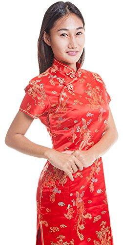 CHINA GIRL Kostüm Damen Gr. 40 42 -