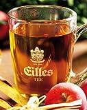 EILLES Tè invernale tè sfuso Pacco di degustazione con tazza di tè e grande biscotto GOURVITA, totale di tè 950 g in 5 varietà