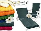 Schonbezug mit Kapuze aus dem Hause Dyckhoff - erhältlich in