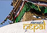 Namaste Nepal (Wandkalender 2018 DIN A2 quer): Faszinierendes Land Nepal - Menschen, Kultur und Abenteuer (Monatskalender, 14 Seiten ) (CALVENDO Orte) [Kalender] [Apr 27, 2017] Pohl, Gerald