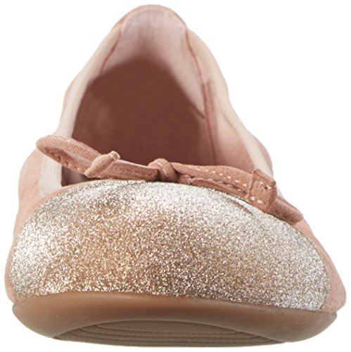 Unisa Auto_17_Ks, Ballerines Femme Rose (Printemps)
