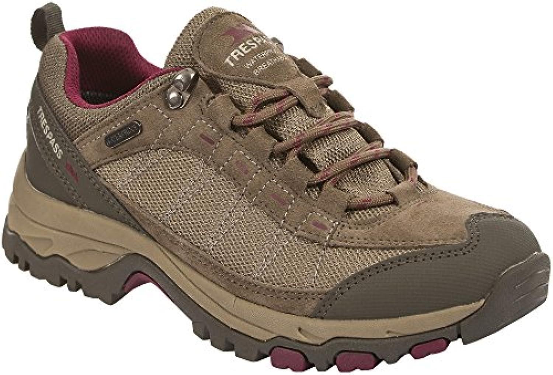Trespass - Zapatilla de montaña/Caminar Técnicas Modelo Scree Mujer Señora - Walking/Trekking/Hiking