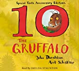 The Gruffalo 10th Anniversary Edition - Macmillan Digital Audio - 06/03/2009