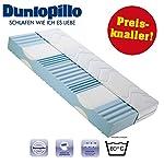 Dunlopillo Kaltschaum Matratze 7 Zonen 90x210cm H2 Blue Vision Orca NP:299EUR