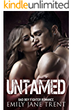 Untamed: Bad Boy Fighter Romance (Fighting for Gisele #2)