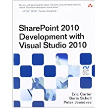 Sharepoint 2010 Development with Visual Studio 2010 (Microsoft .Net Development)