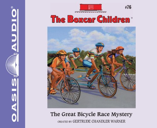 The Great Bicycle Race Mystery (The Boxcar Children)