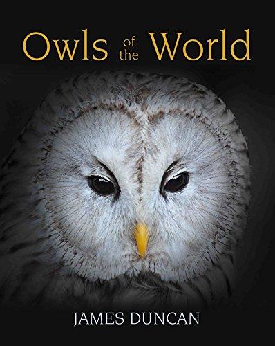 Owls of the World por Jim Duncan