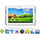 "Sanei N78 Quad Core 7 ""3G 8GB Android 4.0 Tablet PC"