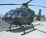 Revell 04982 14 Modellbausatz EC135 Heeresflieger/Germ. Army Im Maßstab 1:32, Level 5