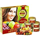 Vaadi Herbals Skin Lightening Fruit Facial Kit lightens Skin Tone 70ml