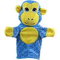 The Puppet Company My Second Puppets Chimp Hand Puppet Suitable From Birth