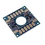 Stromverteilerboard PCB mit 2x BEC on-board (12V und 3V-20V)