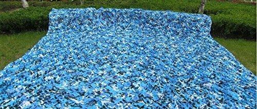 Preisvergleich Produktbild TechCode Tarnung Camo Jagd Camouflage Netz Tarnnetz Waldlandschaf Outdoor 2mx3m, 2mx4m, 3mx3m, 3mx4m, 4mx5m, 6mx6m (4M*5M, A02)