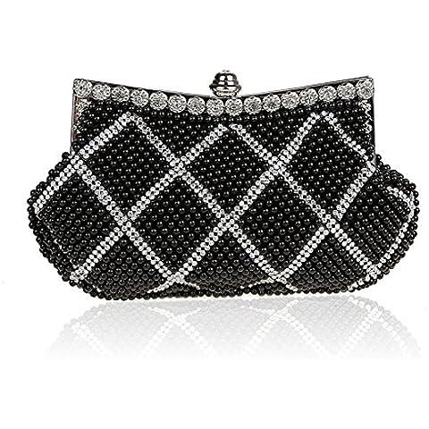 borse strass/in rilievo della frizione/pacchetto banchetto di moda/borse da sera di alta qualità/pacchetto nuziale/pacchetto da damigella d'onore