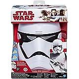 Hasbro C2007EU4 - Star Wars Episode 8 elektronische Stormtrooper Maske mit Stimmenverzerrer Verkleidung