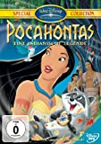 DVD Cover 'Pocahontas - Eine indianische Legende (Special Collection)
