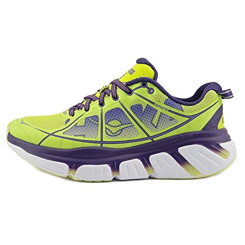 Hoka Infinite Women's Laufschuhe - AW16 Acid/Mulberry Purple