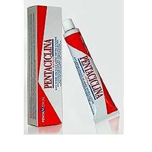 Crème Apaisant Per Uso Topico Pentaciclina crème 30 Ml