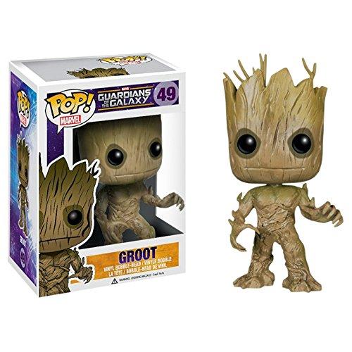 Funko Pop! Guardians Of The Galaxy Groot Vinyl Bobblehead Figure