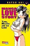 Manga Love Story, Band 1 - Katsu Aki
