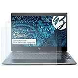 Bruni Schutzfolie für HP Spectre x360-13-ap0121ng Folie, glasklare Bildschirmschutzfolie (2X)
