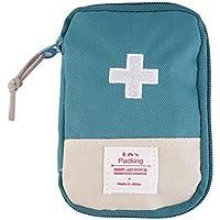 SMARTRICH Medizin Pill Box, Pill Box Organizer mit 8 Fächern - Reise Pill Box Organizer Aufbewahrungsbox preisvergleich bei billige-tabletten.eu