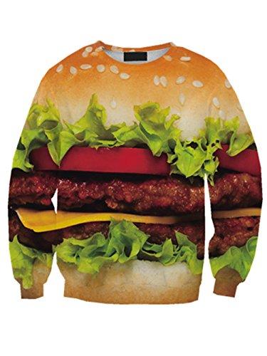YICHUN Damen Sweatshirt One size Humburg