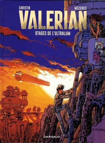 Valérian, Tome 16 : Otages de l'Ultralum