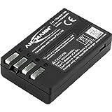 ANSMANN Li-Ion Akku A-Pen D-Li 109 7 4V/Typ 1100mAh/Leistungsstarke Akkubatterie für Foto Digitalkameras - der perfekte Ersatzakku für Pentax Digicam uvm.