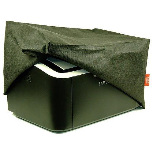 ROTRi reg; maßgenaue Staubschutzhülle für Scanner Braun Mittelformat FS 120 - schwarz
