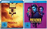 Preacher Staffel 1+2 [Blu-ray Set]
