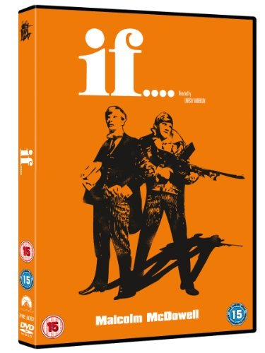 If.... [1968] [DVD] by Malcolm McDowell