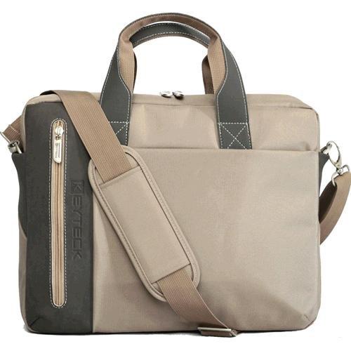 Keyteck BAG-7058K 16' Valigetta ventiquattrore Cachi borsa per notebook