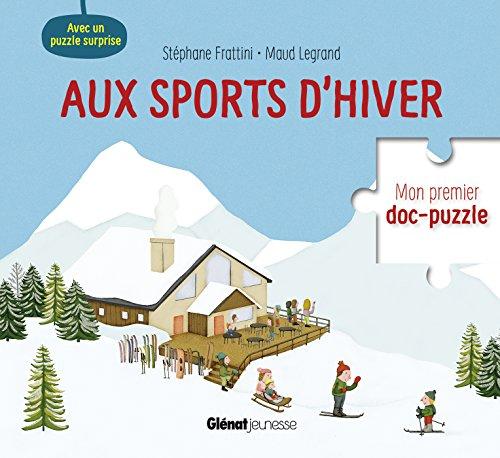 Aux sports d'hiver : Avec un puzzle surprise