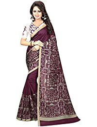Sarees ( Sarees For Women Party Wear Offer Designer Sarees Below 500 Rupees Sarees For Women Latest Design Sarees... - B0763PXK9L